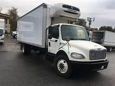 Freightliner M2 No Brake Lights Used 2012 Freightliner M2 Reefer Truck Unit 636548