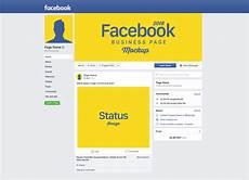 Facebook Mockup New Facebook Business Page Social Media Mockup Psd Good