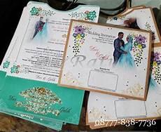 undangan blangko custom pernikahan surabaya ratu