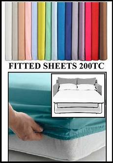 Sheets For Pull Out Sofa Bed 3d Image by Sofa Bed Pull Out Bed Fitted Sheet Various Sizes Colours