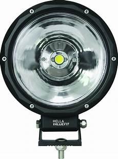 Tlc Off Road Lights Hella 174 Value Fit 7 Quot Led Off Road Lights Quadratec