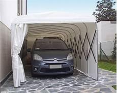 box auto box auto in pvc garage
