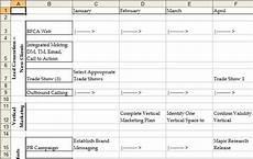 Annual Marketing Plan Template Annual Marketing Plan Template Organizing Your Marketing