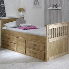 just captain single bed frame with drawers reviews
