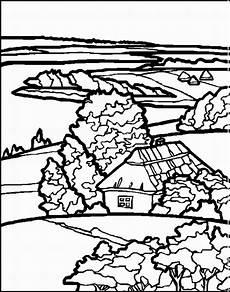 Kostenlose Malvorlagen Landschaften Landschaften Malvorlagen Malvorlagen Vorlagen Und