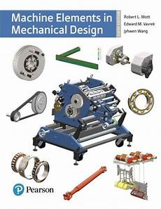 Design Of Machine Elements Powerpoint Machine Elements In Mechanical Design Edition 6 By