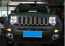Jeep Renegade Hid Lights For Jeep Renegade 2016 Car Composite Headlight Assembly