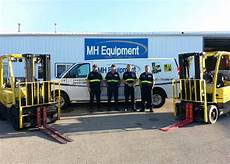 Mh Equipment Company Mh Equipment Partners With Combilift News Article