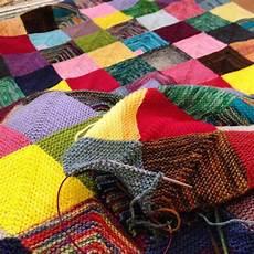 memory blanket knitting pattern by georgie hallam tikki