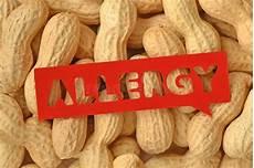 Light Bricks Peanuts Warning No Peanuts Allowed Stock Image Image Of