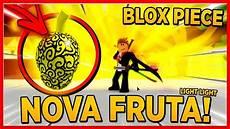 Light Light Devil Fruit Nova Devil Fruit Light Peguei Uma Nova Fruta No Blox