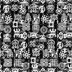 Adinkra Cloth Designs A History Of Adinkra Symbols