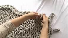 knit chunky chenille blanket 40x60 becozi 10