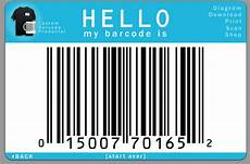 Design Your Own Barcode Contessor Get Your Very Own Barcode