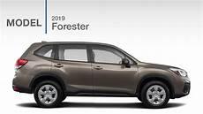 2019 Subaru New Model by 2019 Subaru Forester Base Model Review