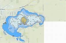 Cass Lake Depth Chart Diamond Lake Fishing Map Us Mi 14 223 Nautical