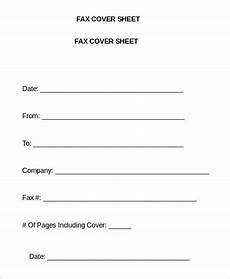 Fax Sheet Template Word Word Fax Template 12 Free Word Documents Download