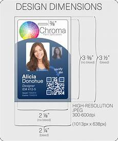 Id Cards Size Id Card Layout And Artwork Guidelines Instantcard