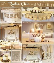 diy rustic chic fall wedding 10 creative christian mom