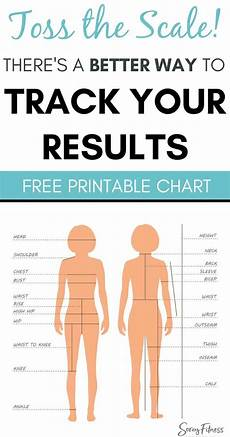 Body Measurement Chart Printable How To Use A Body Measurement Chart Printable For Men