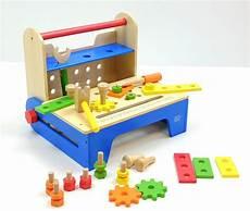 Werkzeugbank Kinder Ab 3 Jahrebott by Zusammenklappbbare Werkzeugkiste Werkbank Aus Holz Inkl