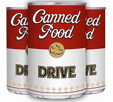 Can Food Drive Flyer Canned Food Drive Bristow Montessori School