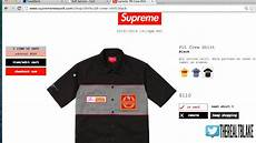 buy supreme how to checkout quickly from supreme faq