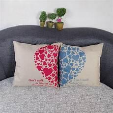 creative sweetheart cushion cover throw pillow cover
