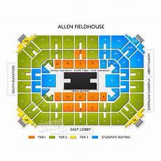 Umbc Fieldhouse Seating Chart Allen Fieldhouse Tickets Allen Fieldhouse Seating Chart