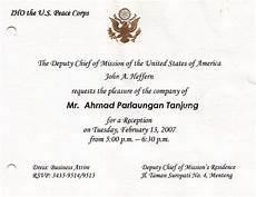 ahmad parlaungan tanjung contoh undangan resmi standar