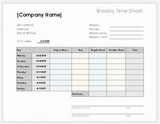 Employee Time Tracking Excel Employee Time Sheet Tracker 187 Officetemplates Net