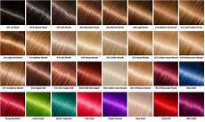 Reed Hair Color Chart Favorite Hair Color Charts Hair Extension News Product