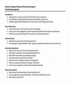 Sample Of Program Agenda Sample Program Agenda Templates 11 Free Sample Example