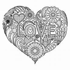 Ausmalbilder Erwachsene Herz Herz Malvorlagen Herz Ausmalbild Mandala Zum Ausdrucken