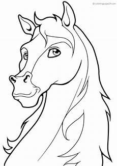 pferde 65 malvorlagen xl