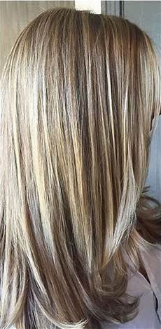 Light Brown Hair With Beige Highlights Beige Highlights And Highlights On Pinterest