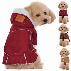 pet coats unisex high quality 3 colors suede fabric clothes warm