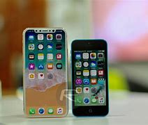 Image result for iPhone 8 vs iPhone 5C