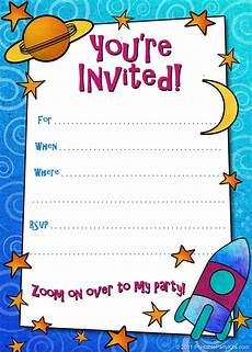 Party Invitation Template Birthday Party Invitation Template Birthday Party
