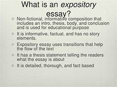 Whats An Expository Essay Ppt Expository Vs Persuasive Powerpoint Presentation
