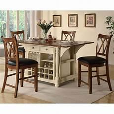 cherry kitchen island cart buttermilk and cherry kitchen island coaster furniture 2