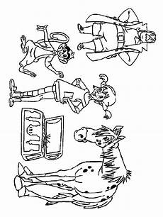 pippi longstocking coloring pages and print