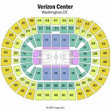Washington Wizards Seating Chart With Rows Capital One Arena Seating Chart Views And Reviews