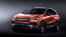 New Buick Suv 2020 by 2020 Buick Encore Revealed At 2019 Shanghai Auto Show