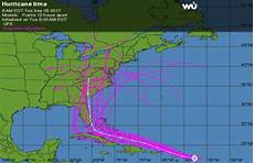 Irma Spaghetti Charts America Is Burning And Flooding While Signs Are In The Heavens