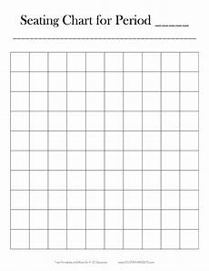 Classroom Seating Chart Template 40 Great Seating Chart Templates Wedding Classroom More