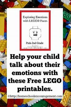 Lego Feelings Chart Lego Homeschool Exploring Emotions With Lego Faces