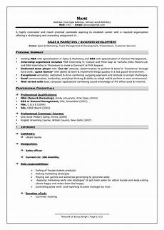 Most Recent Resume Format Best Resume Format Fotolip