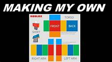 Roblox 2020 Template Making My Own Roblox Shirt Template 2017 Youtube