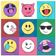 Easy Emoji Art Pin On That Positive Design Lifestyle